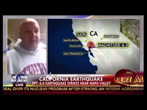Earthquake California 2014 Earthquake 6 0 Rocks Northern California  - CAlifornia Earthquake Channel