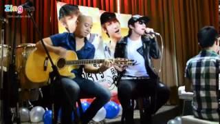 Cơn Mưa Ngang Qua (Live Acoustic) - M-TP | Video Clip MV HD