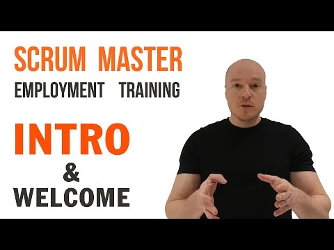 Scrum Master Job Seekers - Introduction to Training by JoinAgile