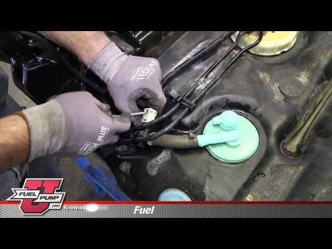 How to Install Fuel Pump E2290M in a 2001 - 2003 Ford Windstar Minivan