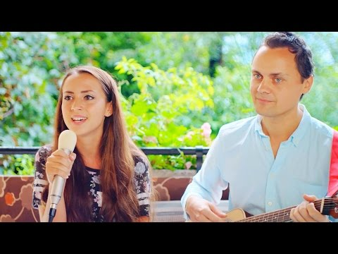 ELISA - Dancing - Acoustic cover by Lidia & Dmitry [Live]