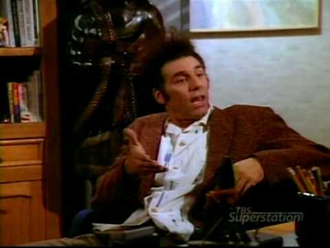 Seinfeld Cross Cultural Differences