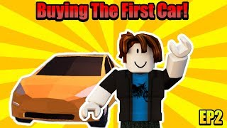 Buying The First Car Of Bacon Hair - Roblox Jailbreak Journey Of Bacon Hair Ep 2