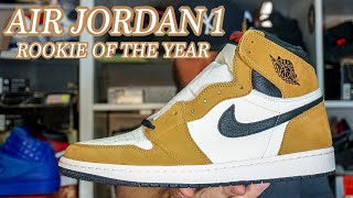 TOP 5 REASONS YOU SHOULD BUY THE AIR JORDAN 1 ROOKIE OF THE YEAR