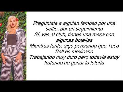 Maty Noyes - Spiraling Down (Letra en español)