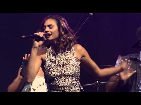 Alesha Dixon - The Way We Are Live