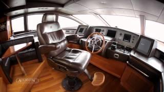 Italian luxury 116 Azimut Yacht