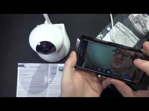 Tech Checker #88 720P Wireless Indoor Pan/Tilt IP Camera