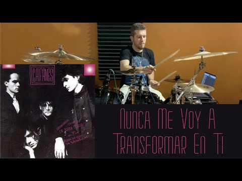 Caifanes- Nunca Me Voy A Transformar En Ti- Drum Cover