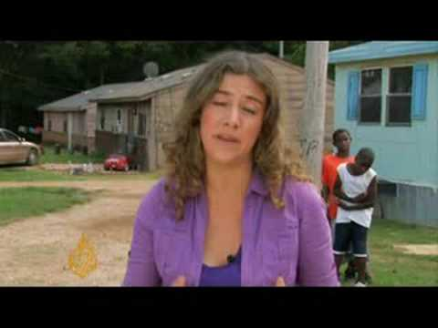 Economic Meltdown In Mississippi - 10 July 08