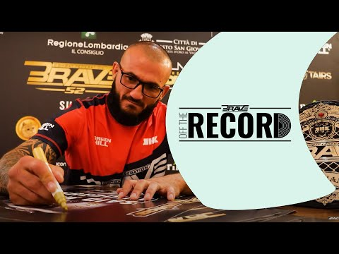 BRAVE CF 52: BAD BLOOD | OFF THE RECORD