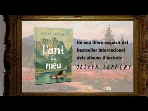 L'ant és meu, llibre d'Oliver Jeffers, editat per Andana Editorial