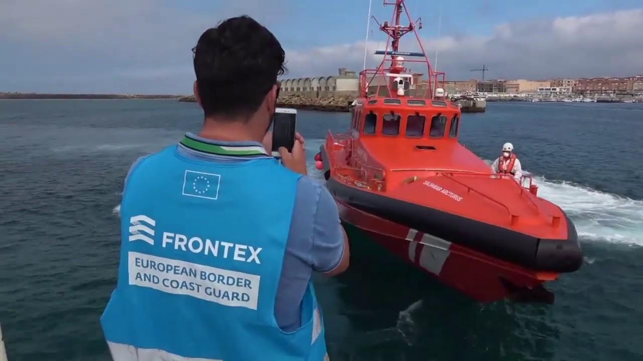 FRONTEX: An den Grenzen Europas fehlen 5000 Polizisten