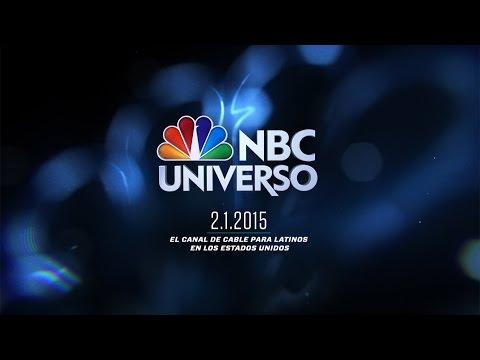 NBC UNIVERSO: 2.1.2015 El Canal de Cable Para Latinos en los Estados Unidos