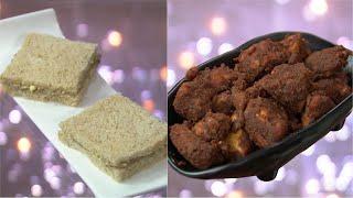 Ruchi Vismayam l EPI - 48 Chicken Fry & Chicken sandwich | Mazhavil Manorama