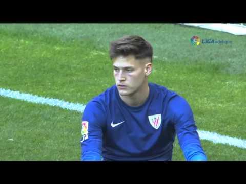 Resumen de Bilbao Athletic (0-4) Gimnàstic de Tarragona