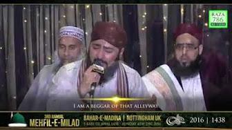 A beautiful superb Naat pak in great voice. bohat pyari awaz ma Naat e pak.