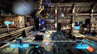 BulletStorm gameplay GTX560 twin frozr II and i5 750 4133mhz