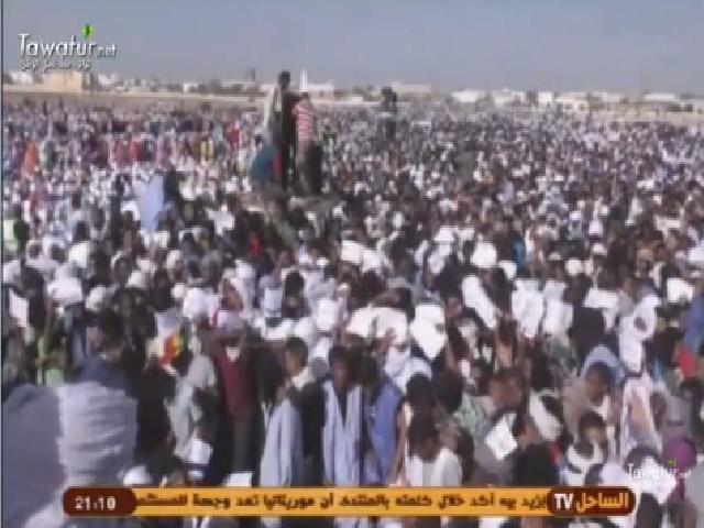 حشود النصرة .. تعددت الأساليب والمطلب واحد - ملف نشرة الساحل 01-02-2017