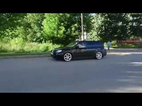 outlander turbo сток стоковый