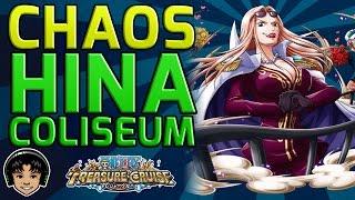 Walkthrough for the Complete Chaos Hina Coliseum [One Piece Treasure Cruise]