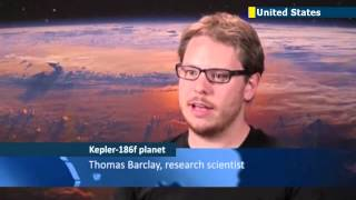 Is There Life On Kepler-186f? Scientists Discover Earth-sized Planet Which Could Support Life