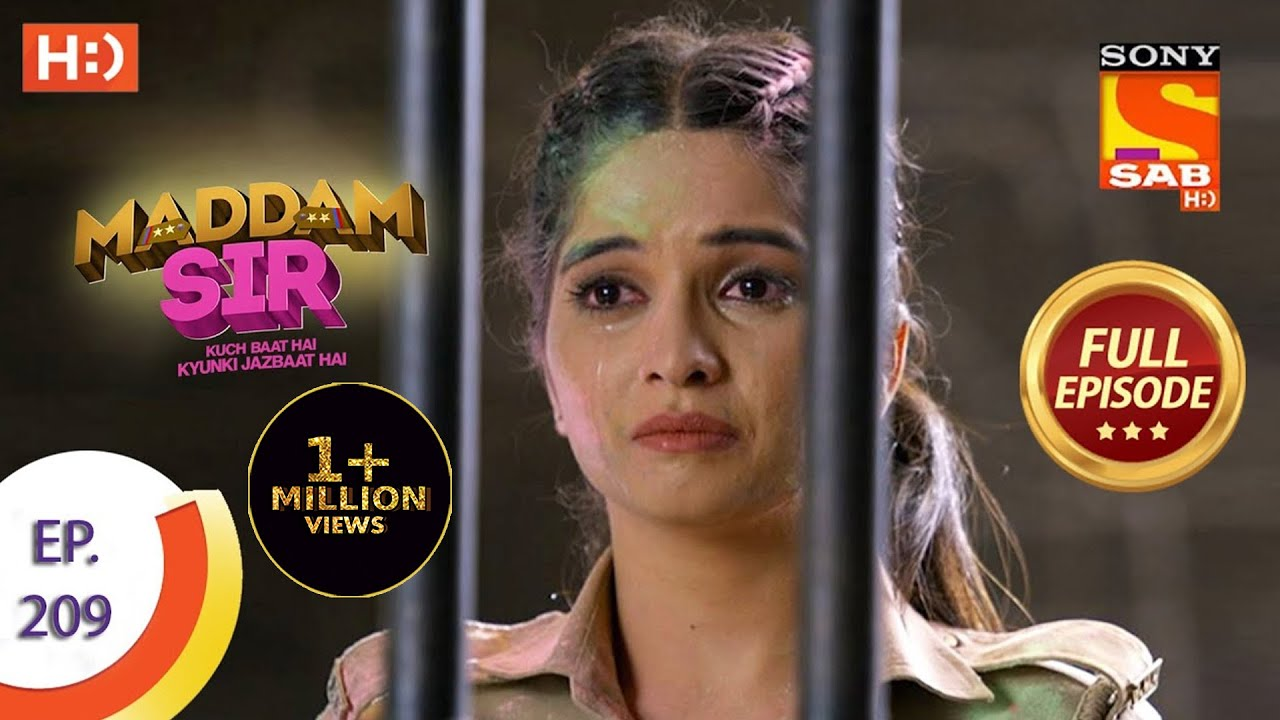 Download Maddam Sir - Ep 209 - Full Episode - 30th March, 2021