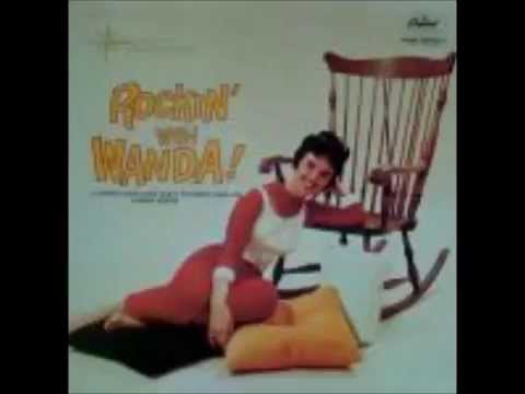 Wanda Jackson - You've Turned To A Stranger (1958).