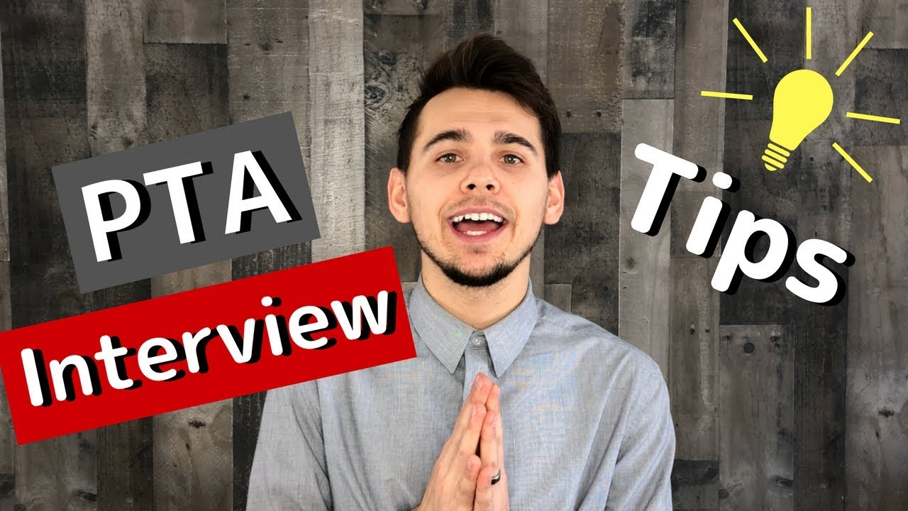 Physical Therapy Assistant Interview Tips
