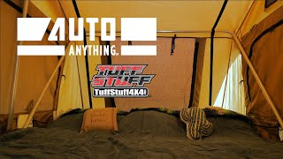 Tuff Stuff Overland Ranger Roof Top Tent