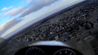 Twilight Flight - Sonic Modell Pilatus B4 with Mobius Camera