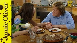 Chocolate Tart | The Naked Chef | Jamie Oliver