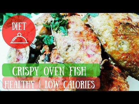 crispy-oven-fish-|-tΡΑΓΑΝΟ-ΨΑΡΙ-ΣΤΟΝ-ΦΟΥΡΝΟ