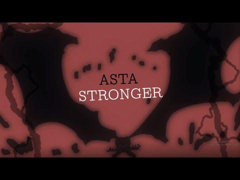 Asta Black Clover [AMV] - Stronger