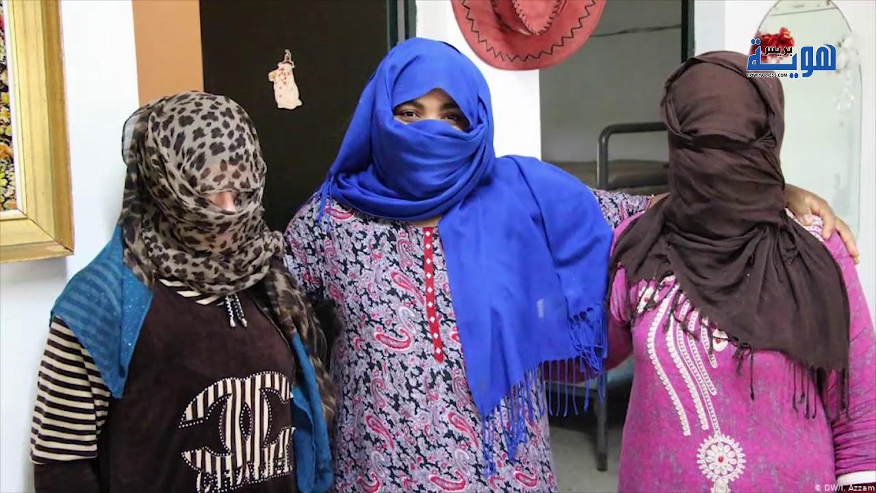 نداء استغاثة لنساء عالقات باسبانيا كن يعملن في ضيعات الفرولة