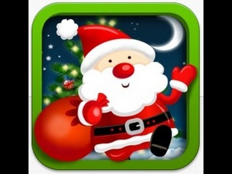 Christmas Wallpapers iPhone App Review - CrazyMikesapps - YouTube