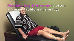 Ron: Cured of Restless Leg Syndrome, Hip and Back Pain by Nerve Releases
