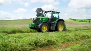 Agricultural contractor voices his concerns on sourcing skilled drivers