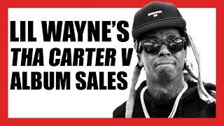 Lil Wayne's Surprising 'Tha Carter V' Album Sales