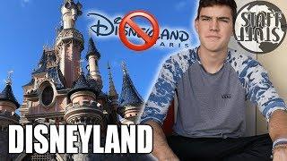Disneyland wollte mich nicht… | Europareise Daily Vlog 10
