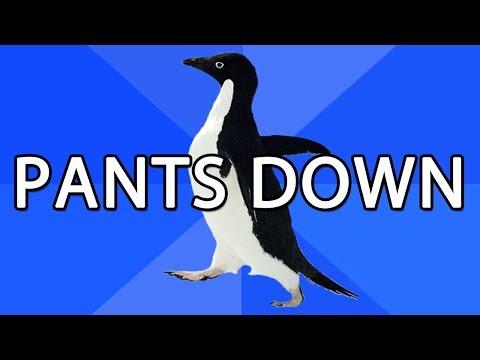 Awkward Situations: Pants Down