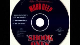 "Shook ones pt. 2 remix 12"" version | dj mentos."