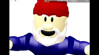 You've been gnomed 1 hour (roblox)