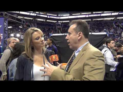Super Bowl XLIX: Entrevista a Stacey Dales (27/enero/2015)