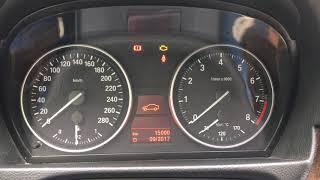 Démarrage à froid - BMW e93 330i N53