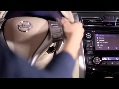2013 NISSAN Altima Sedan - Vehicle Dynamic Control (VDC)