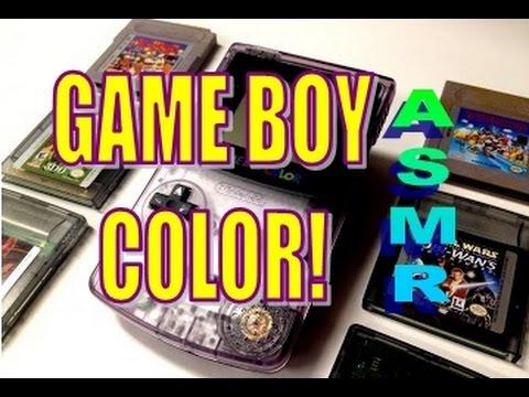 Nintendo Game Boy ASMR