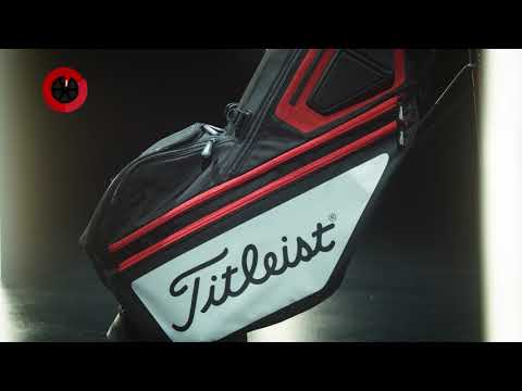 The NEW Titleist Players 14 Stand Bag