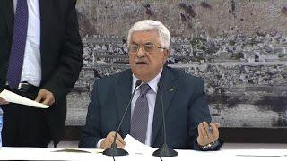غضب أمريكي من توقيع عباس طلب الانضمام للمحكمة الجنائية