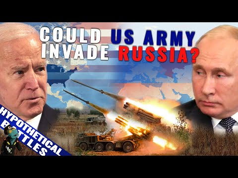 Could US military invade Russia if it wanted to? (2020)